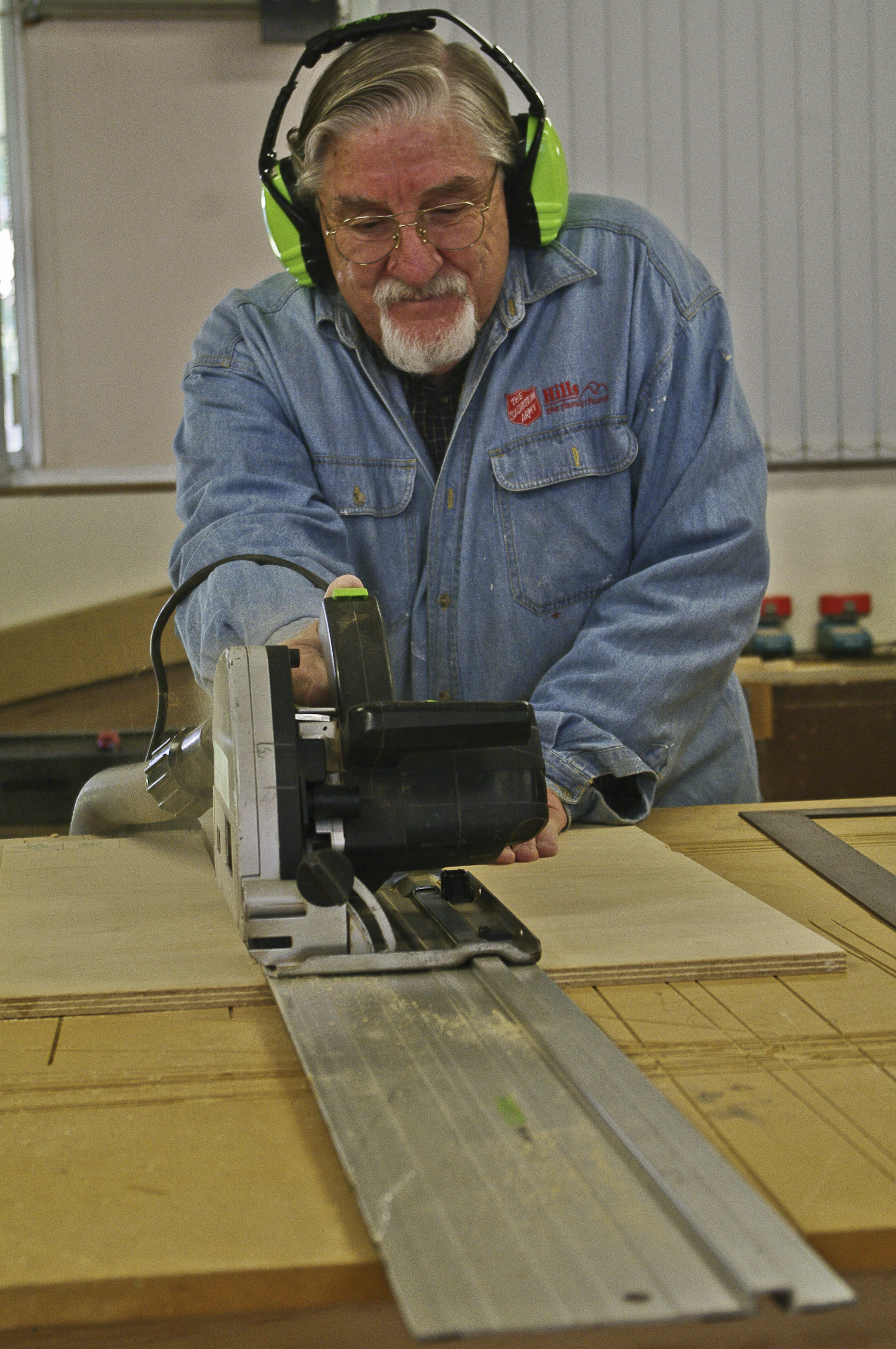 Parramatta District Men's Shed