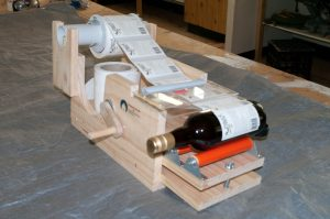 Mutli - label JIG developed by Michael Instance