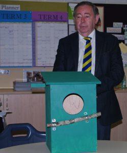 Lord Mayor Clr. Paul Garrad