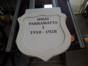 Using laminated printed sheet for insert