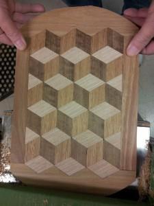 3D Bread board